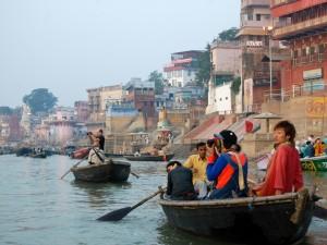 Święta kąpiel w Gangesie5