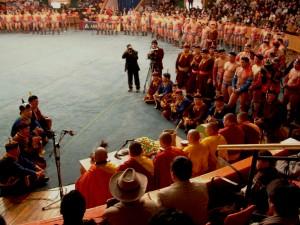 Święto Naadam, czyli mongolskie igrzyska sportowe3