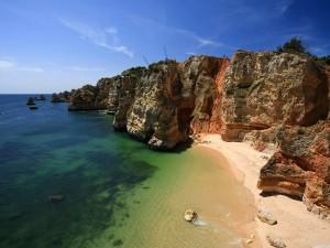 Algarve- najpiękniejsze plaże Europy3