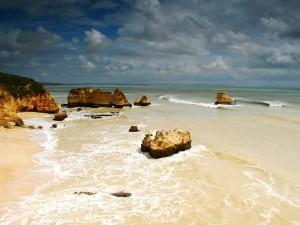 Algarve- najpiękniejsze plaże Europy6