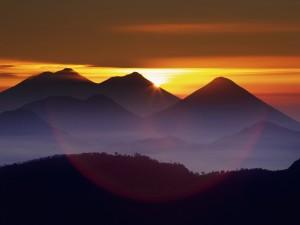 Atitlan – święte jezioro Majów