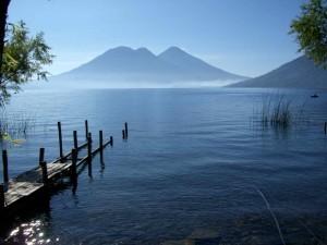 Atitlan – święte jezioro Majów1