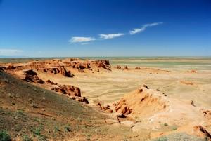 Bezkresna pustynia Gobi 1