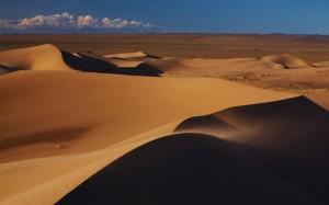 Bezkresna pustynia Gobi 3