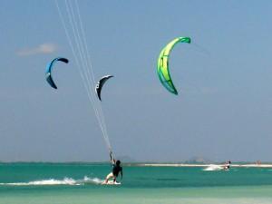 Coche – światowa mekka kitesurfingu