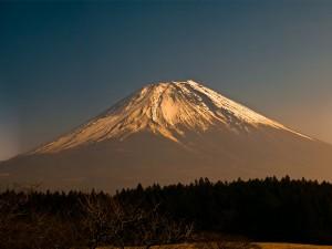 Fuji- piękno uśpionego wulkanu1