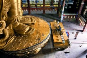 Gandan - największy ośrodek religijny Mongolii1