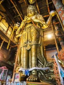 Gandan - największy ośrodek religijny Mongolii2