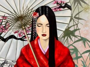 Gejsze- zachwycający symbol Japonii1
