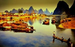 Guilin i rzeka Li4