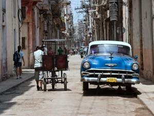 Hawana i stare samochody