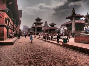 Katmandu- u stóp najwyższych gór świata2