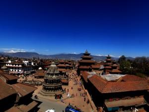 Katmandu- u stóp najwyższych gór świata4