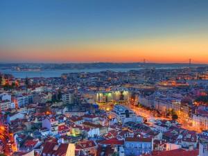 Lizbona- tarasy Europy 2
