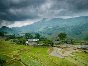 Mniejszości etniczne w górach SAPA