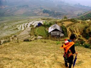 Mniejszości etniczne w górach SAPA3