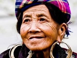 Mniejszości etniczne w górach SAPA8