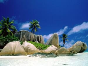 Najsłynniejsza plaża La Digue1
