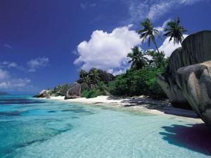 Najsłynniejsza plaża La Digue3