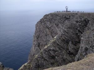 Nordkapp – najdalej wysunięty na północ skrawek Europy