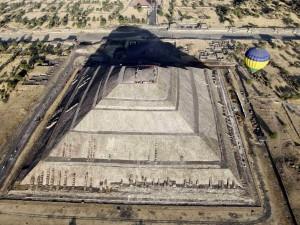 Piramidy Azteków