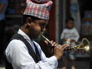Pokhara- w drodze na Annapurnę2
