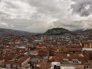 Quito- miasto kościołów i klasztorów1