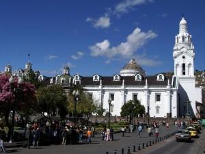 Quito- miasto kościołów i klasztorów10