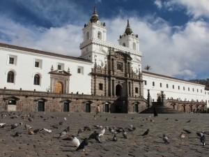 Quito- miasto kościołów i klasztorów2
