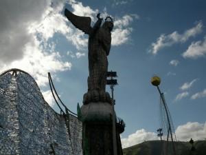 Quito- miasto kościołów i klasztorów3