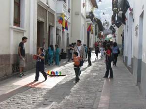 Quito- miasto kościołów i klasztorów4