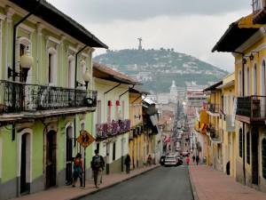 Quito- miasto kościołów i klasztorów6