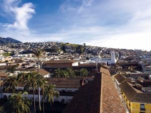 Quito- miasto kościołów i klasztorów7