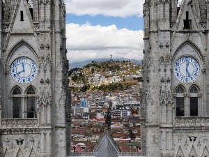 Quito- miasto kościołów i klasztorów8
