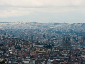 Quito- miasto kościołów i klasztorów9