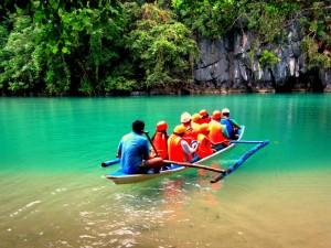 Rzeka Puerto Princesa