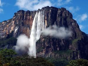 Salto Angel – najwyższy wodospad1