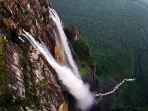 Salto Angel – najwyższy wodospad2