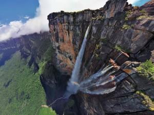 Salto Angel – najwyższy wodospad3