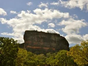 Sigiriya- Lwia skała