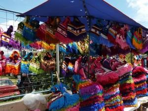 Sobotni targ w Otavalao4