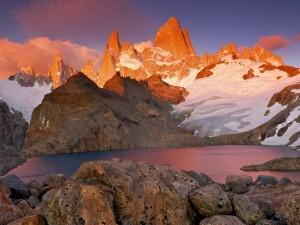 Widowiskowe góry Torres del Paine6