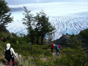 Widowiskowe góry Torres del Paine9