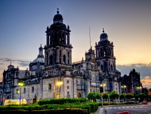 Wielkie Mexico City