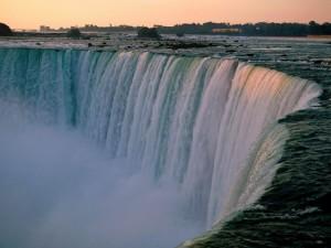 Wodospad Niagara - u stóp żywiołu4